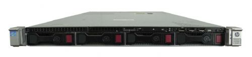 HP ProLiant DL360p GEN8 G8 2x 6C E5-2620 2GHz 32GB Ram 4-Bay Server 763480-B21